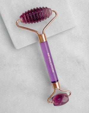 Аметистовый массажер для лица Skincare-Фиолетовый Revolution