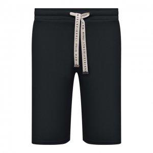 Хлопковые шорты Daniele Fiesoli. Цвет: серый