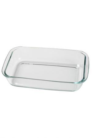 Форма для микроволновки 1,5 л Bekker. Цвет: прозрачный