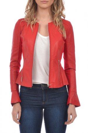 Jacket L.Y.N.N by Carla Ferreri. Цвет: red