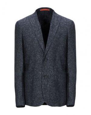 Пиджак OLIVIER STRELLI. Цвет: темно-синий
