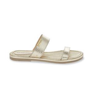 Туфли без задника Board LES TROPEZIENNES PAR M BELARBI. Цвет: золотистый