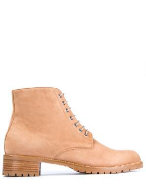 Замшевые ботинки TEREKHOV