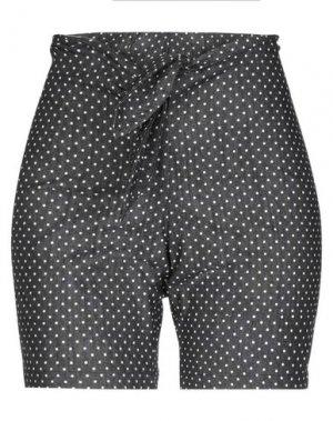 Джинсовые шорты X'S MILANO. Цвет: стальной серый