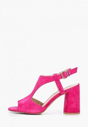 Босоножки Antonio Biaggi. Цвет: розовый