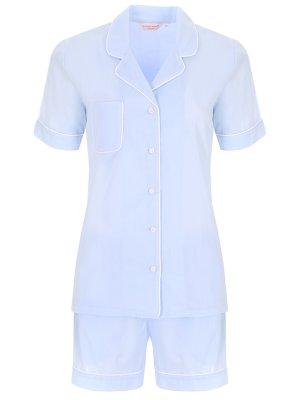 Пижама хлопковая DEREK ROSE