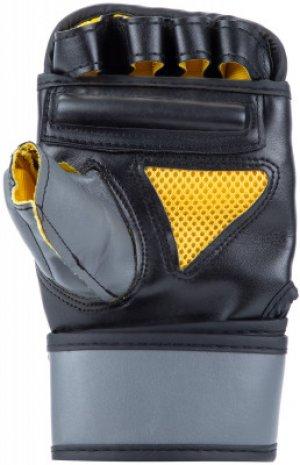 Перчатки снарядные , размер 8 oz Everlast. Цвет: черный