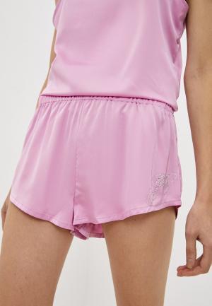 Шорты домашние Juicy Couture. Цвет: розовый