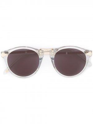 Солнцезащитные очки Hemingway Karen Walker. Цвет: серый