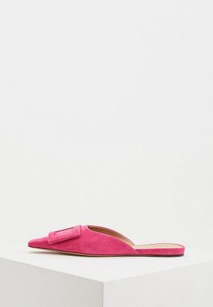 Сабо Marni. Цвет: розовый