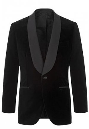 Пиджак BRIONI. Цвет: черный