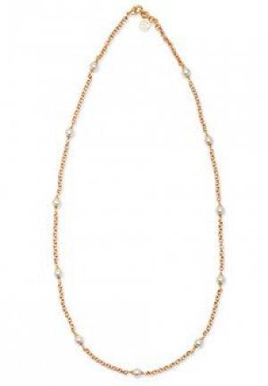 Ожерелье LUISA SPAGNOLI. Цвет: желтый