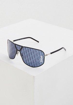 Очки солнцезащитные Christian Dior Homme DIORULTRA 807. Цвет: черный