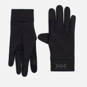 Перчатки HH Fleece Touch Helly Hansen. Цвет: чёрный