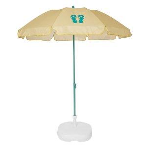 Зонт La Redoute. Цвет: желтый