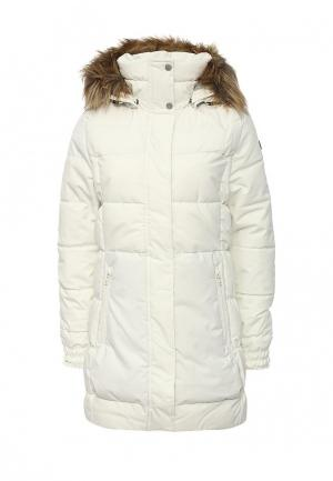 Парка Helly Hansen W BLUME PUFFY PARKA. Цвет: белый