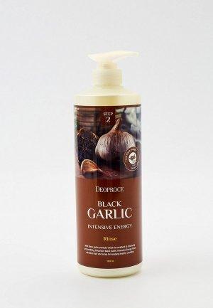 Бальзам для волос Deoproce BLACK GARLIC, 1000 мл. Цвет: прозрачный