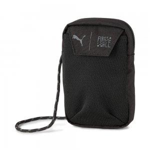 Кошелек x FIRST MILE Training Neck Wallet PUMA. Цвет: черный