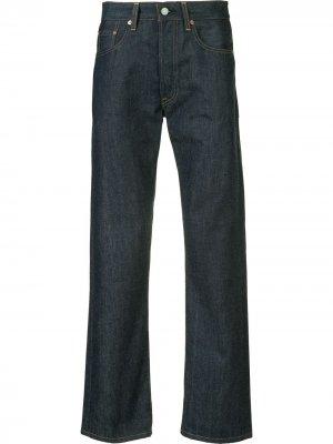 Levis Vintage Clothing слегка расклешенные джинсы Levi's. Цвет: синий