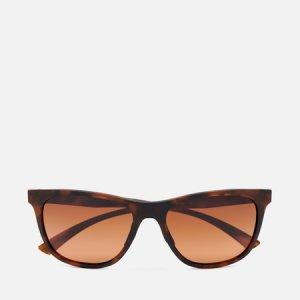 Солнцезащитные очки Leadline Oakley. Цвет: коричневый