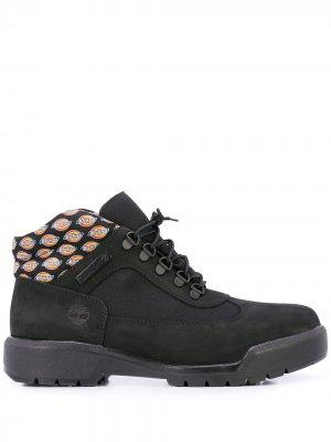 Ботинки Waterbuck Field из коллаборации с и Dickies Timberland. Цвет: черный