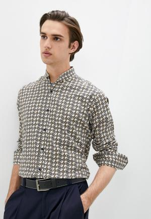 Рубашка Alessandro DellAcqua Dell'Acqua. Цвет: разноцветный