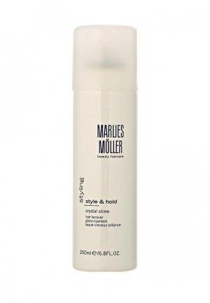 Лак для волос Marlies Moller StylIng 200 мл. Цвет: белый