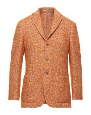 Пиджак CANTARELLI. Цвет: оранжевый