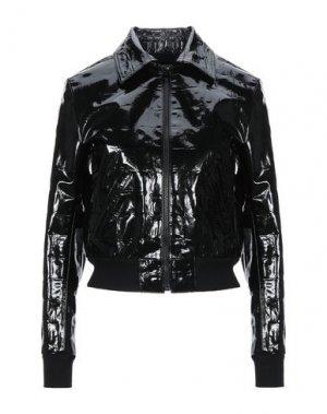 Куртка CELINE. Цвет: черный