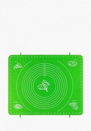 Коврик для запекания Elan Gallery. Цвет: зеленый