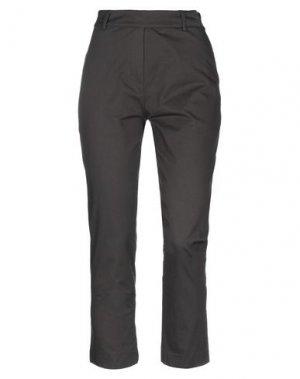 Повседневные брюки A.F.VANDEVORST. Цвет: темно-зеленый
