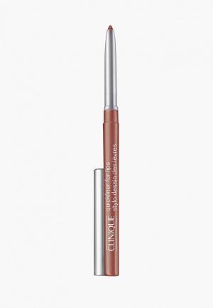 Карандаш для губ Clinique Автоматический  LipBlush - 01 тон. Цвет: коралловый
