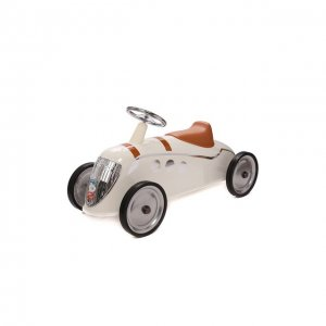 Машина Rider Peugeot Baghera. Цвет: бежевый