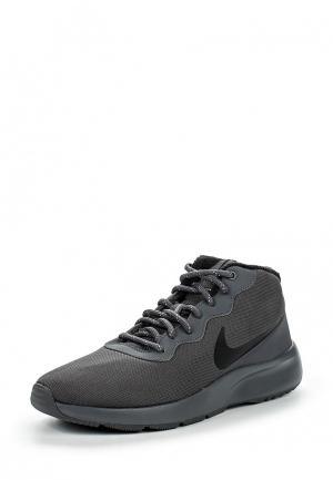 Кроссовки Nike MENS TANJUN CHUKKA. Цвет: серый