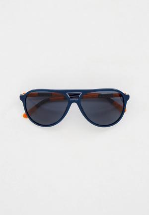 Очки солнцезащитные Polo Ralph Lauren PH4173 590587. Цвет: синий
