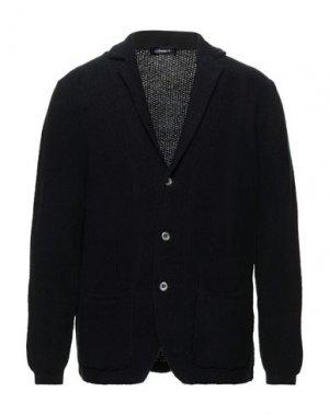 Пиджак DRUMOHR. Цвет: темно-синий