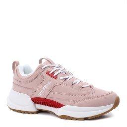 Кроссовки YANDRA розовый BIKKEMBERGS