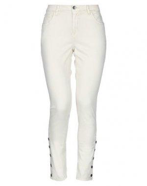 Повседневные брюки GARCIA. Цвет: бежевый