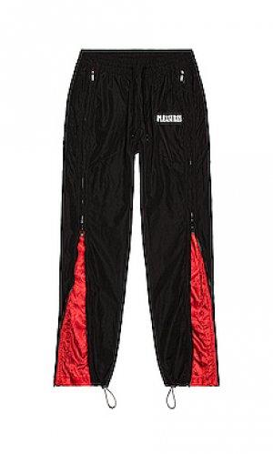 Спортивные брюки blast Pleasures. Цвет: черный