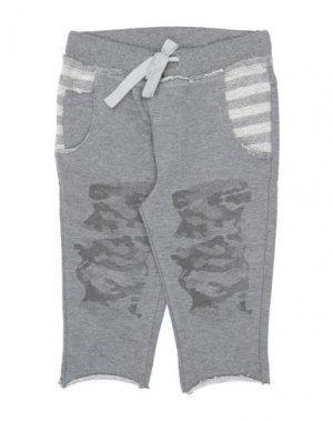 Повседневные брюки GRANT GARÇON. Цвет: серый