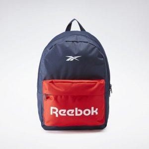 Рюкзак Active Core Small Reebok. Цвет: vector navy / instinct red