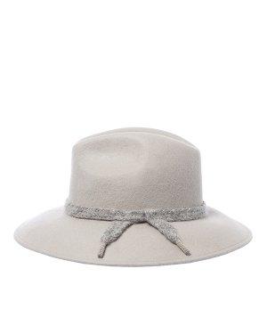 Шляпа D29CAP5 m серый PANICALE. Цвет: серый