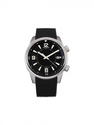 Наручные часы Polaris Date pre-owned 42 мм 2021-го года Jaeger-LeCoultre. Цвет: черный