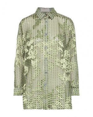 Pубашка ANTONIO BERARDI. Цвет: зеленый