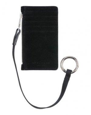 Чехол для документов 1017 ALYX 9SM. Цвет: черный