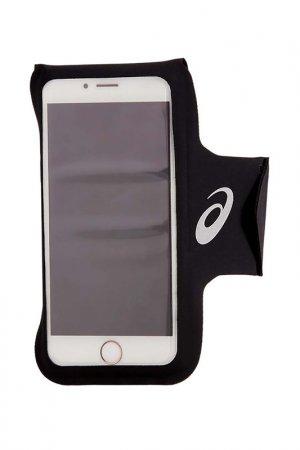 Чехол для телефона Asics. Цвет: черный