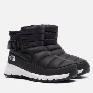 Женские ботинки rmoBall Pull-On The North Face. Цвет: чёрный