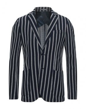 Пиджак LIU •JO MAN. Цвет: темно-синий