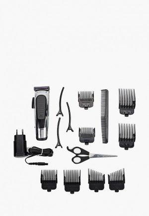 Набор Remington для стрижки и бритья. Цвет: серебряный