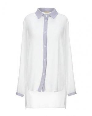 Pубашка H2O ITALIA. Цвет: белый